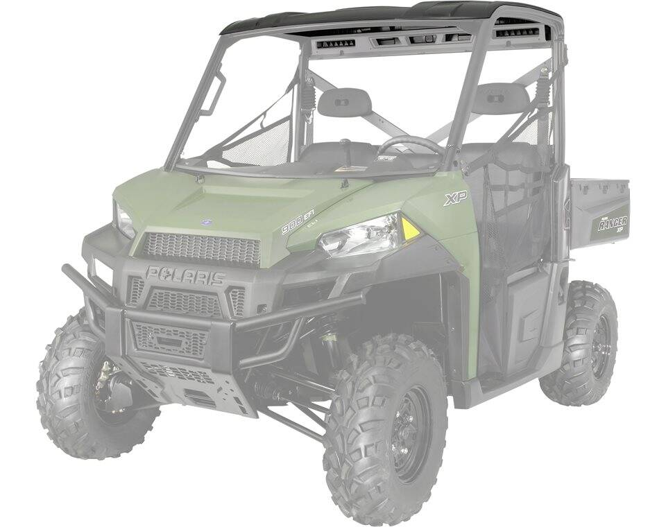 Lock Amp Ride 174 Pro Fit Poly Sport Roof Polaris Ranger Ca