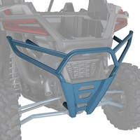 Rear High Coverage Bumper, Zenith Blue