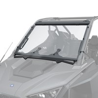 Hard Coat Poly Tip Out Windshield