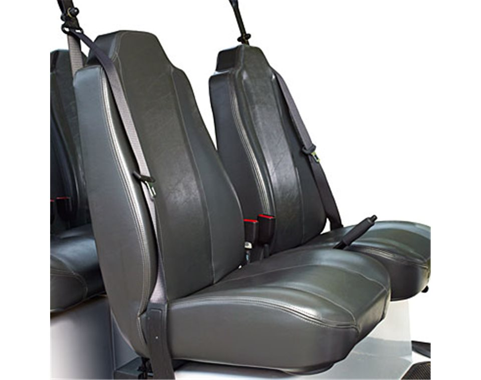 e4/e6® Replacement Vinyl Seat Cover - Bucket Seat Passenger