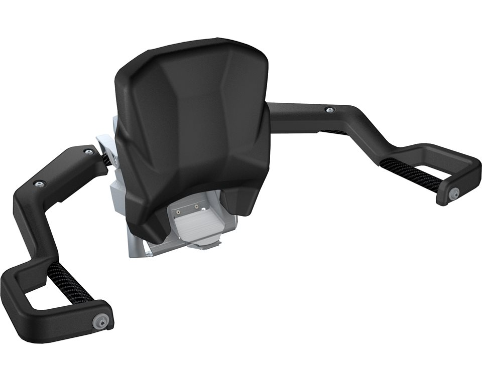 AXYS® X2 Backrest with Heated Handholds