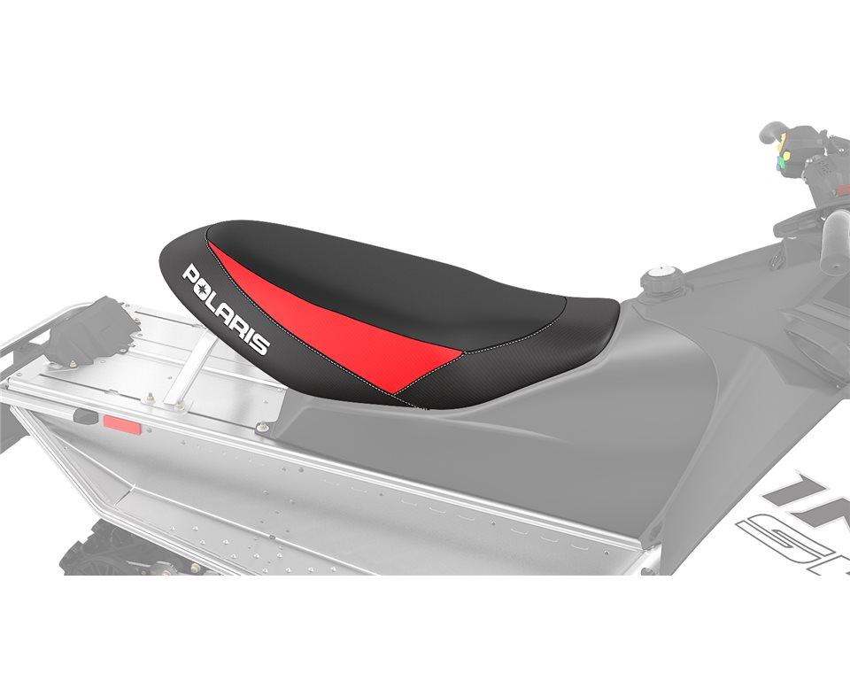 INDY® Premium Seat - Black/Red