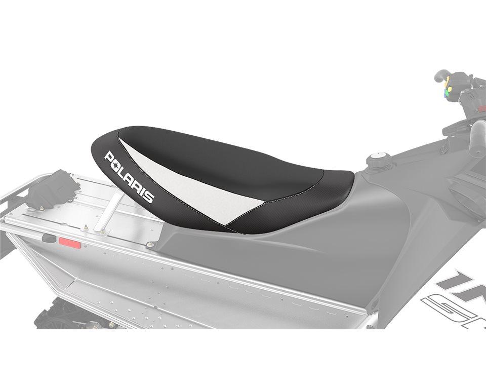 INDY® Premium Seat - Black/White
