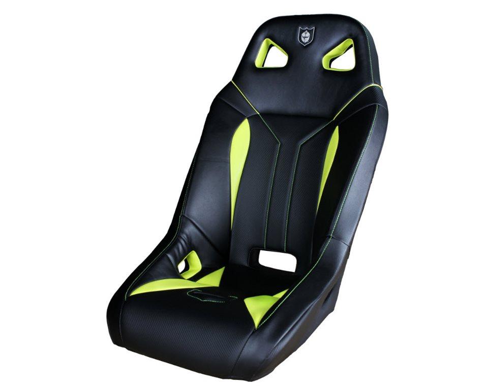 Pro Armor® G3 RZR® Seat- Lime Squeeze Accent | Polaris RZR