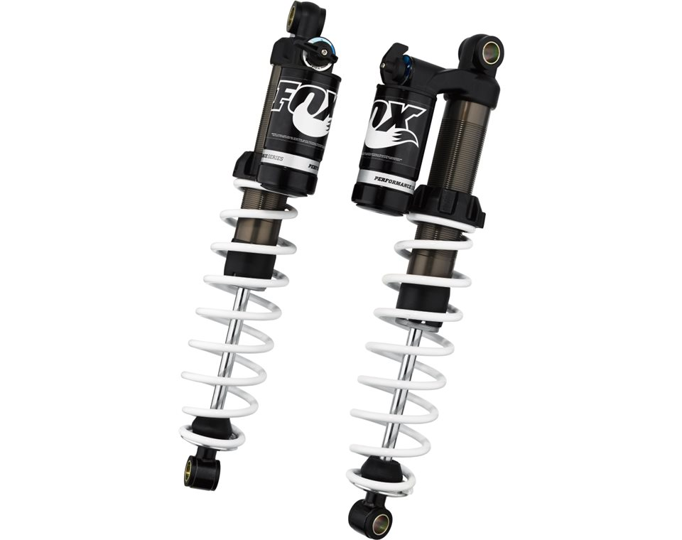 FOX Compression Adjustable Coil Over Air Rear Track Shock