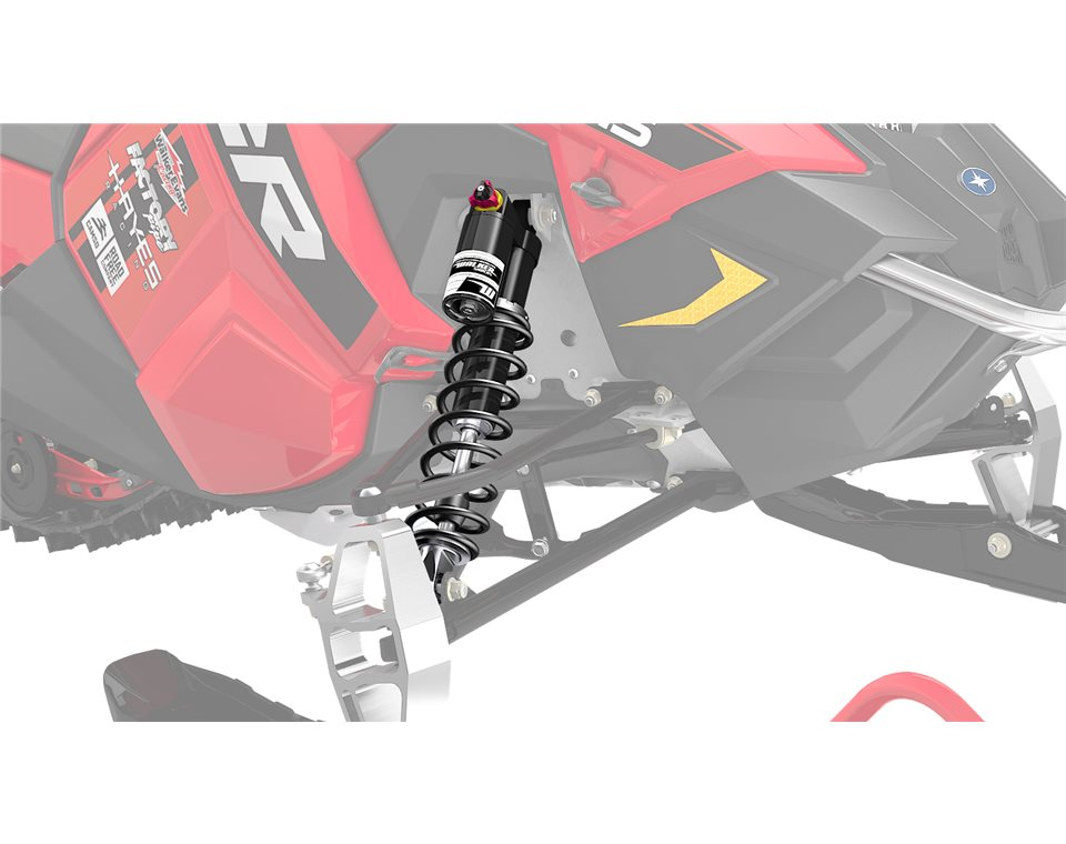 Walker Evans™ Adjustable Piggyback Needle Shock