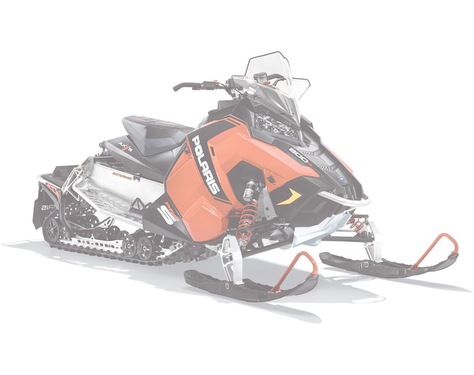 AXYS® Ultimate Snowmobile Skid Plate - White