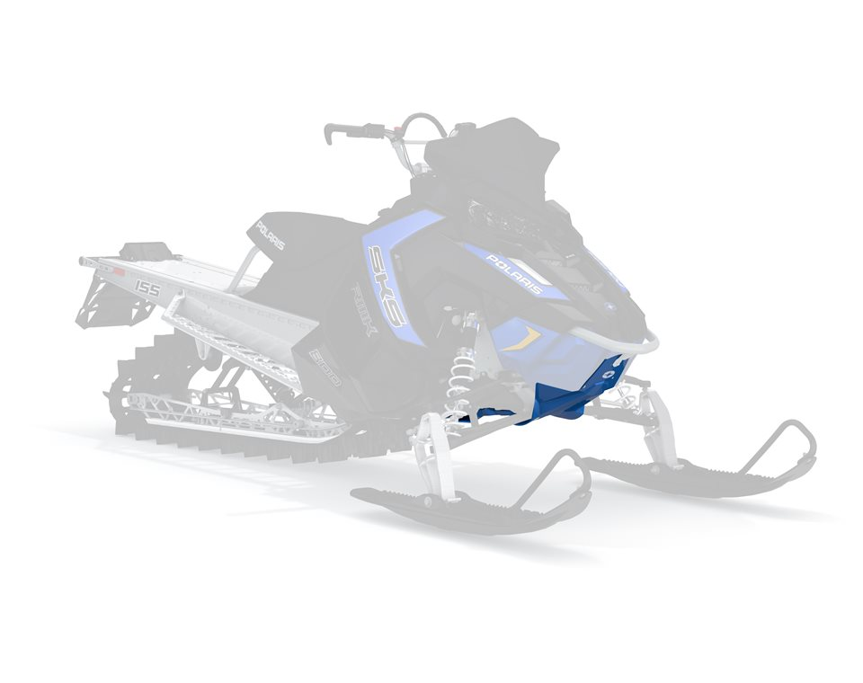 AXYS® Ultimate Skid Plate- Blue