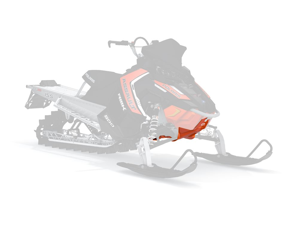 AXYS® Ultimate Skid Plate- Orange