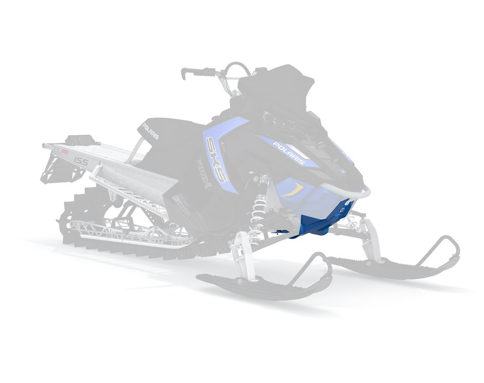 AXYS® Extreme Skid Plate- Blue