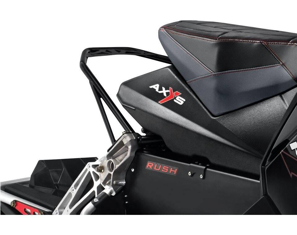 LOCK & RIDE® PRO-FIT Snowmobile Sport Rack - AXYS™ - Black