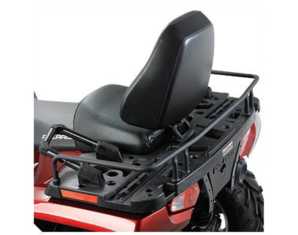Rear Rack Extender Black Polaris Sportsman