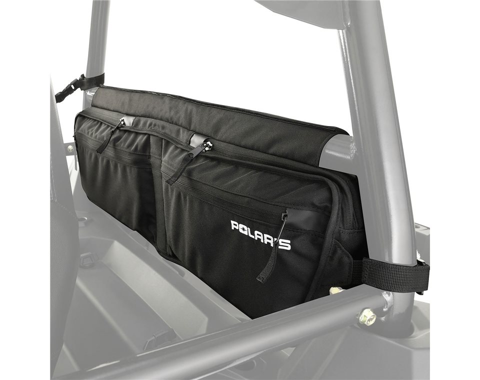 Trail Bag Black Polaris Ace