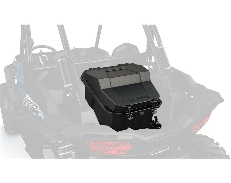 65 L. Lock & Ride® Cargo Box