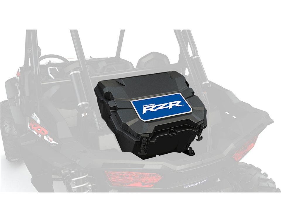Lock ride cooler box polaris rzr for Coole accessoires