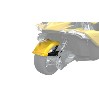 265MM Rear Fender - Daytona Yellow