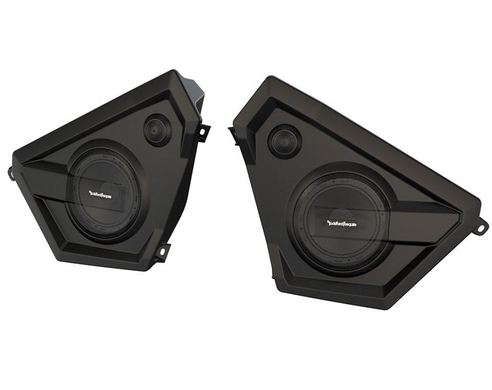 Premium Audio Kit by Rockford Fosgate®