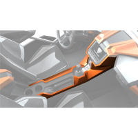 Interior Painted Accent Kit Pearl - Zion Orange