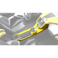 Interior Painted Accent Kit Pearl - Daytona Yellow