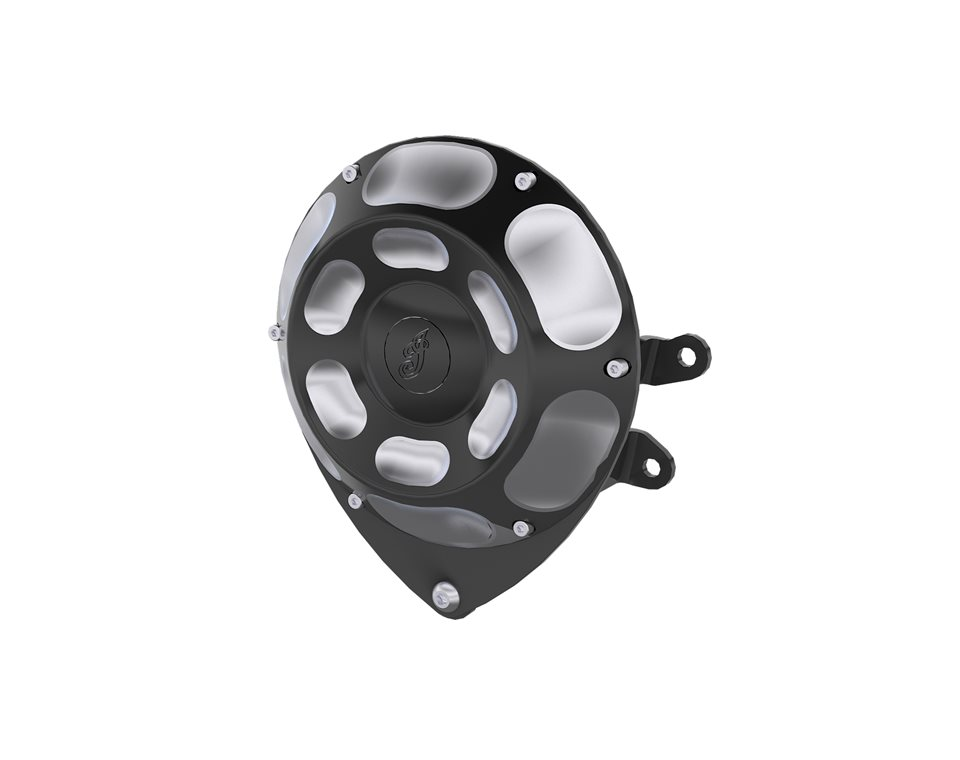 Billet Thermostat Cover - Contrast Cut
