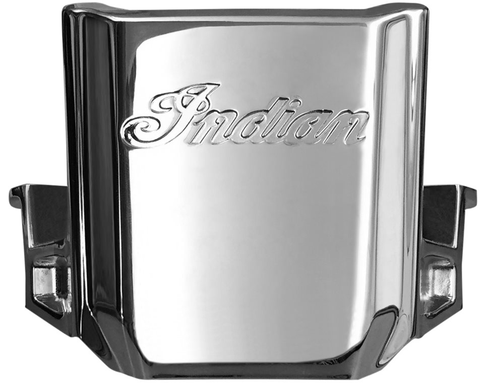 Wire Harness Cover - Chrome | Indian Motorcycle