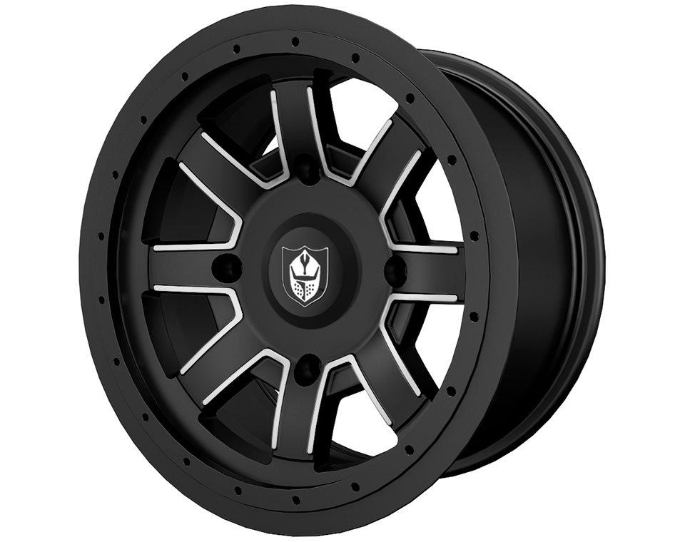 Pro Armor® Reblr- Matte Black- Front