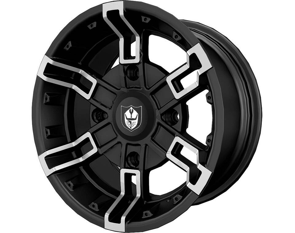 Pro Armor® Buckle Wheel, Accent Front R14