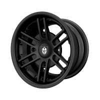 Pro Armor® Lyte- Matte Black- Rear