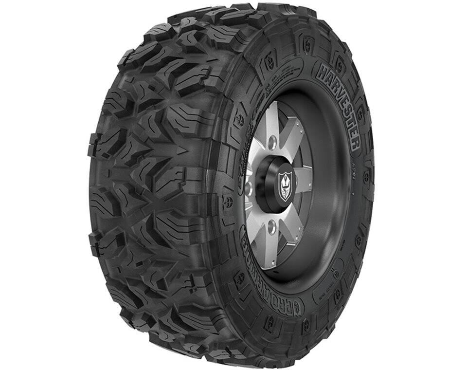 Wheel & Tire Set: Pro Armor Harvester® & Amplify- Accent