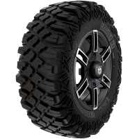 "Wheel & Tire Set: Pro Armor® Crawler XR 32"" & Wyde- Accent"