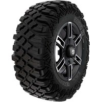 Pro Armor Wheel & Tire Set: Accent Wyde & Crawler XR, 33R15