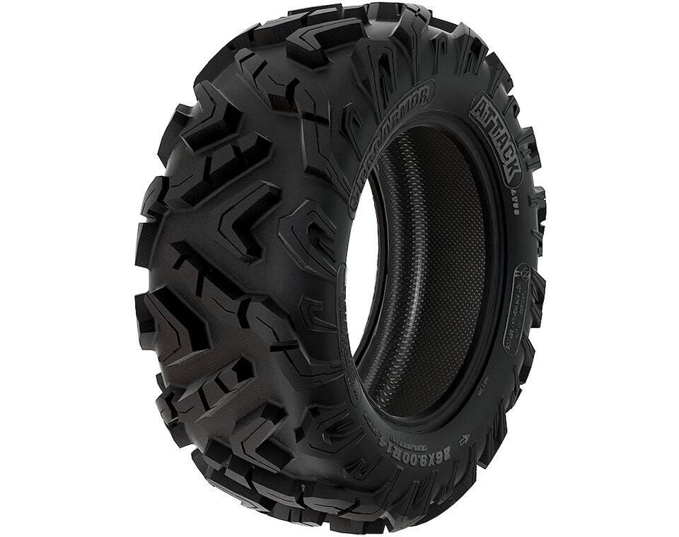 Pro Armor® Attack Tire- Front