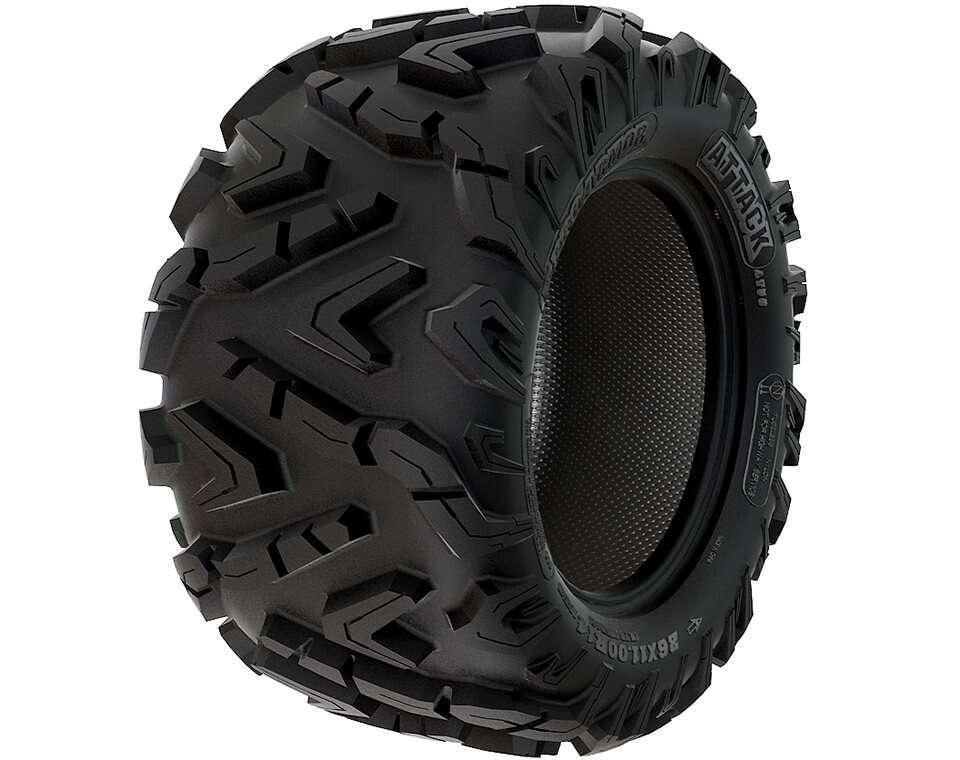 Pro Armor® Attack Tire- Rear