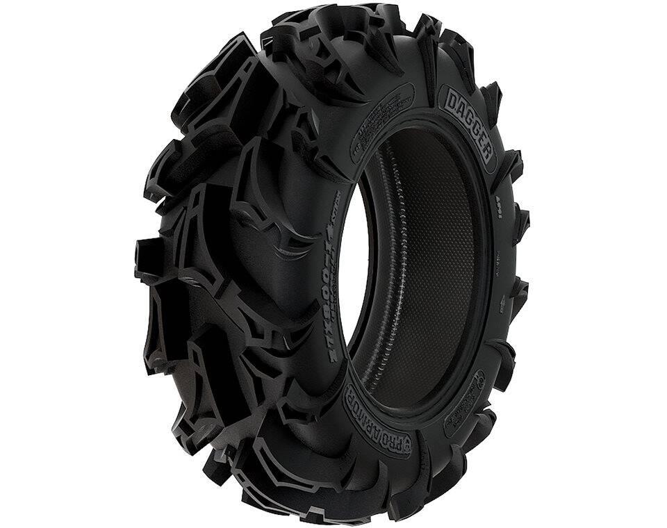 Pro Armor® Dagger Tire- Front