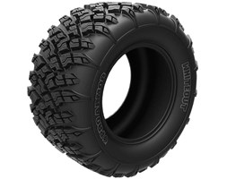 Pro Armor® Whiteout Tire, Front/Rear 30x15R15