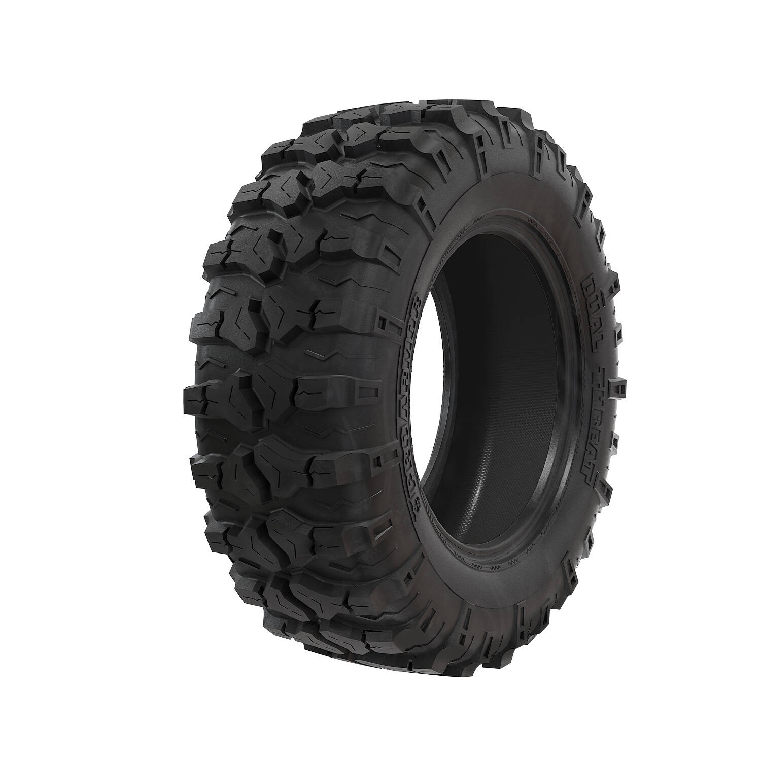 Pro Armor® Tire: Dual-Threat - Front