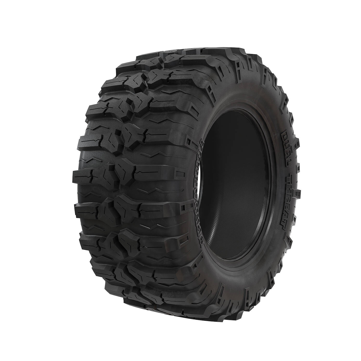 Pro Armor® Tire: Dual-Threat - Rear