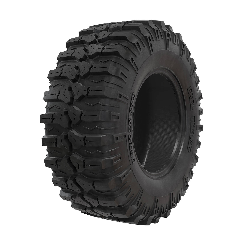 Pro Armor® Tire: Dual-Threat - Rear