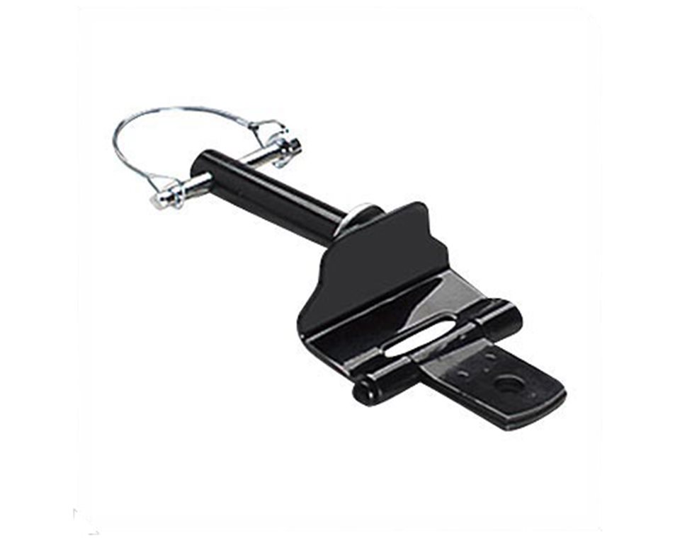 Snowmobile Tongue-Type Tow Hitch