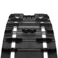 Ripsaw II Snowmobile Track, 136 x 1.25, 2.52 Pitch by Camso