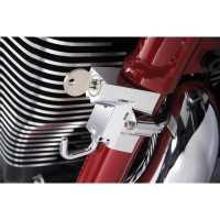 Frame-Mounted Helmet Lock