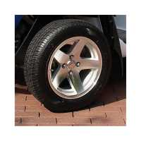 "e6/eL XD 14"" Aluminum Wheel & Tire, 5 Bolt"