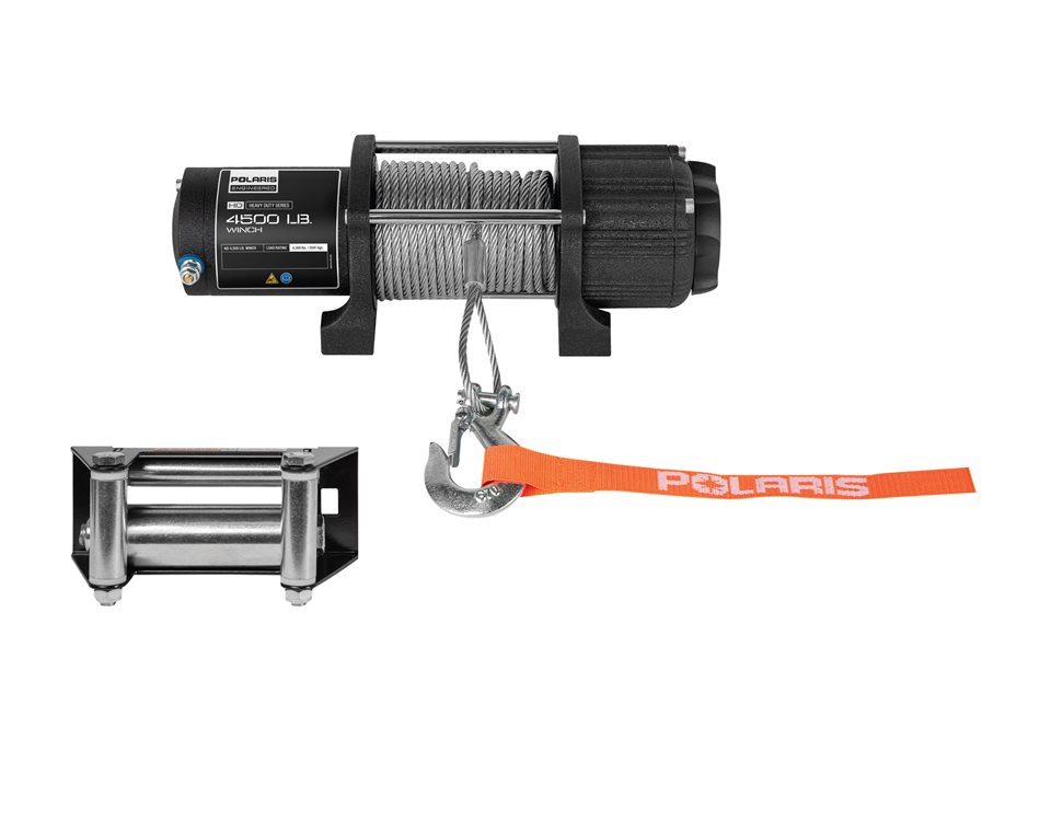 Polaris® HD 4,500 lb. Multi-Mount Winch