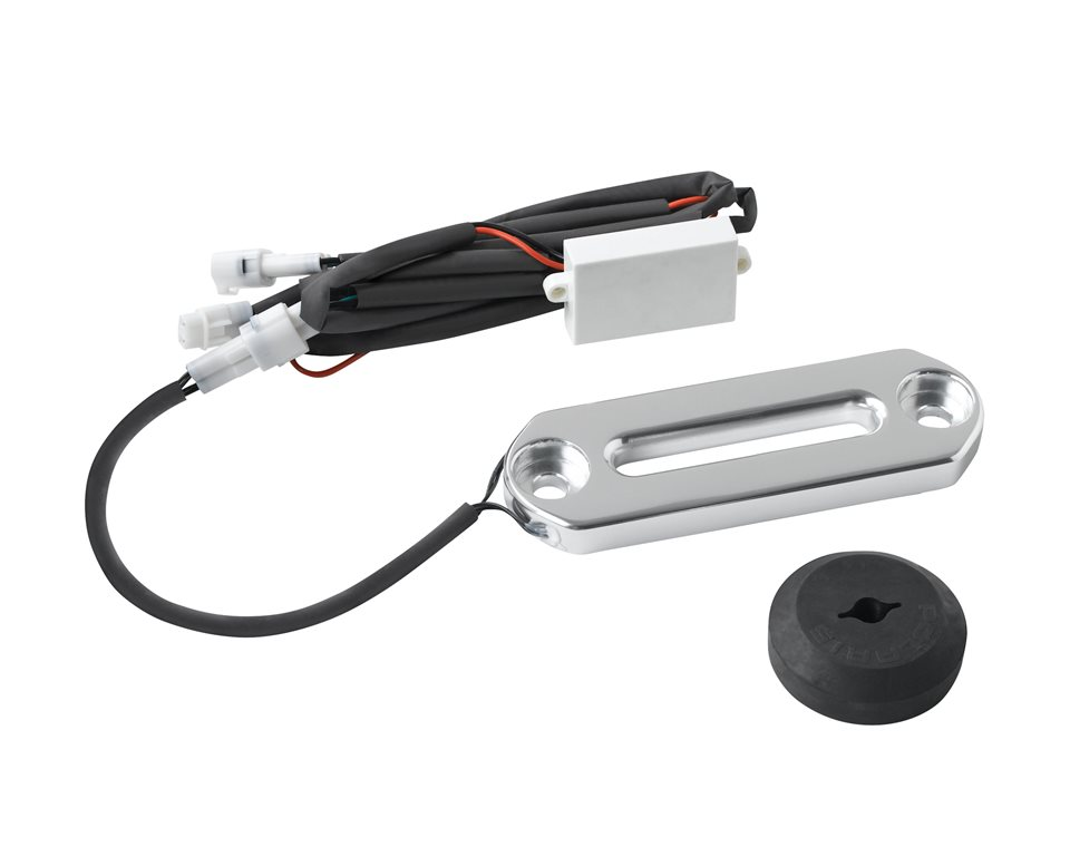 Polaris U00ae Pro Hd Winch Upgrade Kit