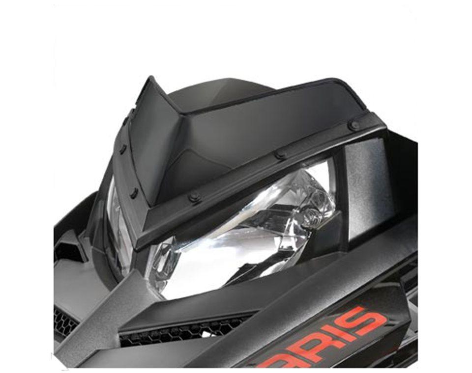 Pro-Ride Low Windshield- Black