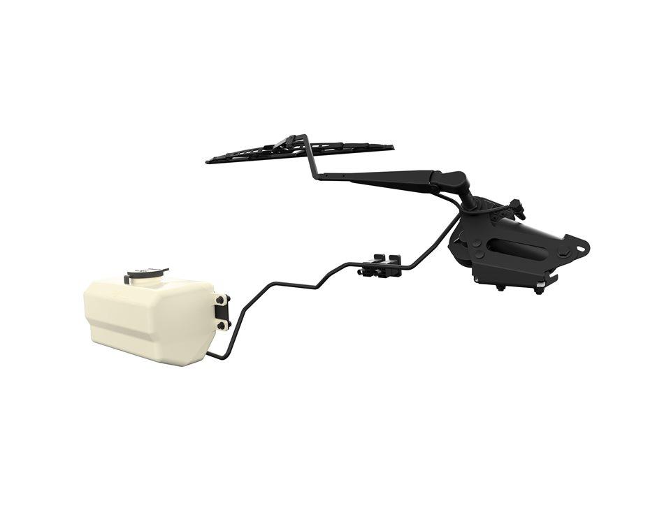 Windshield Wiper & Washer Kit