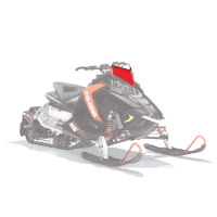 AXYS Snowmobile Low Windshield