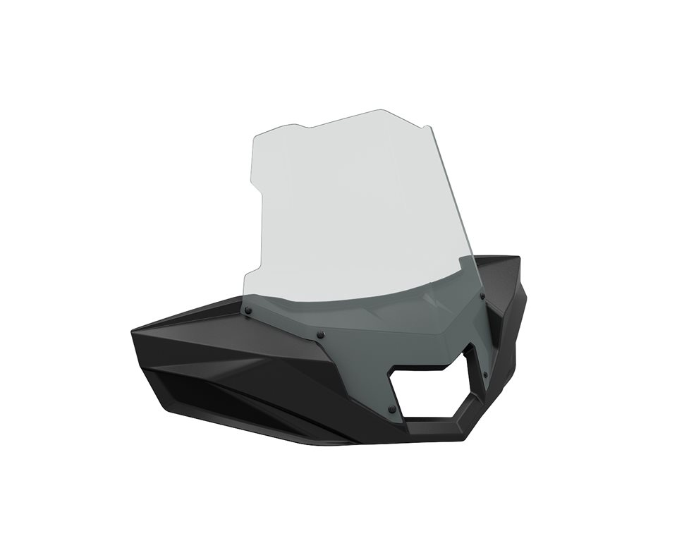 Ultimate Series Windshield - Tall View Hard Coat