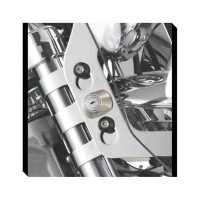 Lock & Ride Windscreen Bracket - Chrome