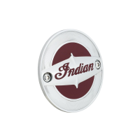 Pinnacle Primary Cover - Indian Motorcycle® Red